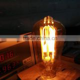 new arrval CE LED bulb 6W non-dimmable LED filament bulb made in China high quality led globe bulb