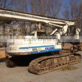 INquiry about Used pilling rig Soilmec R416 R412 R418 italy Rotary Drilling Rig