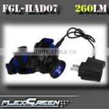 zoom function rechargeable 3w xpe led running headlamp                                                                         Quality Choice