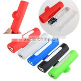 Guangzhou good price portable 2600mah usb power bank for samsung galaxy s3 mini i8190