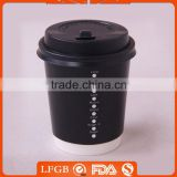 New Style design your own paper coffee cups cheap disposable paper coffee cup china                                                                         Quality Choice