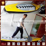Hot selling surfing game stand up paddle board inflatable