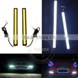 High Powered UV LED COB Car Lights Auto Lamp Daytime Running Light with 17cm