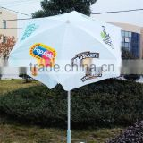 180cm high quality decorative promotion advertising beach umbrella parasol with cutomaized logo printing