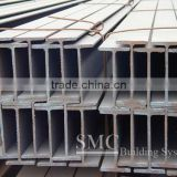steel i beams for sale, metal construction structural steel, (Q235B, Q345B, SS400, A36, etc)