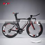 Newest Time Trial!! TT bike frame in 2016,Chinese full carbon fiber tt bike complete TM6