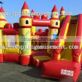 classical inflatable party jumper and slide combo castle for sale SP-CM036
