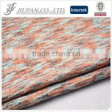 Jiufan textile knitting swimwear fabric cotton polyester fish scale fabric