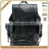 CSN2085A001 genuine leather backpack alibaba china back pack bag online shopping cow leather bag
