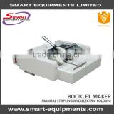 BM-200 semi-auto booklet maker machine