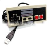 stock available for Nintendo FC NES usb game controller compatible with win and mac