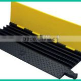 Durable Rubber Cable Protector Road Speed Bump 5 Channels