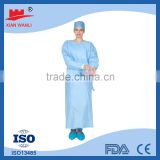 list of disposable products hospital clothes waterproof doctor's surgical gown