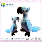 Talking Parrot Plush Toys Cartoon Soft Children Stuffed Dolls Kids Gifts Birthday Presents