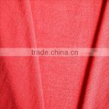 wool fiber/acrylic fiber/interlock knitting textile fabric