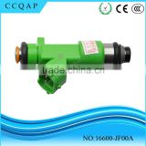 16600-JF00A China supplier factory price direct selling denso injector aftermarket fuel injection for Japanese cars