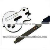 Inquiry about Wireless Guitar for Guitar Hero Nintendo Wii,Game accessory for wii