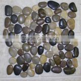 high quality polished pebble stone cobbles
