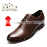 2014 men fashion cow leather casual shoes