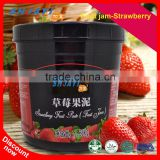 Hot Selling Strawberry Jam Fruit Juice Jam Flavors Recipes Bubble Tea Ingredients Factory