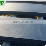 Good price for hot rolled mild carbon steel plate/checkered steel sheet A36/SS400/ST37/Q235/S235JR,hs code,China origin