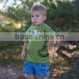Organic Cotton Kids wear-Design: Taxi Tee (SS)