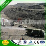 DS-100 open pit wastewater centrifugal evaporator anti dust fog cannon dust suppression mist sprayer