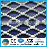 high quality expanded metal wire mesh fence expanded nickel mesh. hexagonal or special shape