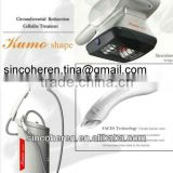 Kumashape II Cellulite Reduction,Fat Removal slimming body weight loss medical beauty equipment with hair removal machines