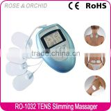 RO-1032 Hand Held Muscle Vibrator, Vibrating Massage Machine hand Held for muscles