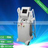 1000W Powerful Elight ND YAG Laser RF Cavitation Vacuum Ipl Laser Hair Removal Machine/nd Yag Tattoo Removal Laser For Sale 532nm