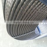 cold drawn prestressed tendon wire