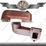 Exhaust elbow pipe for agriculture small tractor diesel engine