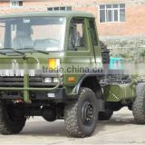 Dongfeng EQ2102G Off Road 6 x 6 All Wheel Drive Military Truck chassis