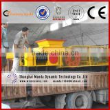 Industrial double coal roller crusher machine engaged in manufacturing crusher for 18 years