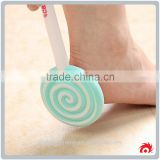 Lollipop shape Repair Feet Calluses Pedicure Grinding exfoliating foot tool