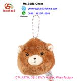 factory direct wholesale Key Tag plush bear stuffed animal keychain