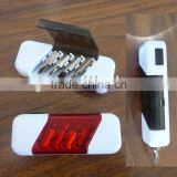 screwdriver set with led/mini tool/hand tool