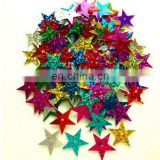 mixed color Star Sequins Flat Loose Sequins Paillettes for bag decorations Kids DIY Accessories