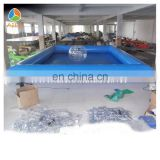 Dorable PVC Sky Bule Big Inflatable swimming pool for sale