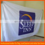 100% durable reusable polyster flag banner