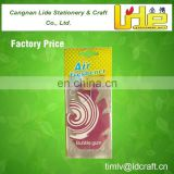Good quality long lasting fragrance air freshener for air conditioners get over stink