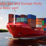 Shanghai to Helsinki Finland Baltic sea logistic service