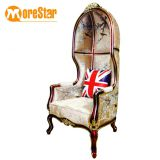 Hot selling cheap price queen king throne high back pedicure chair