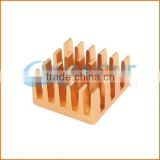 High Precision Aluminum Heat-Sink, Heat Sink for Electronic products, fanless cpu cooler