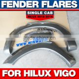 FENDER FLARE ,WHEEL ARCH FLARE FOR TOYOTA HILUX 2012 2013 2014