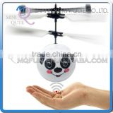 Mini Qute RC remote control flying Helicopter kawaii Anime Panda cartoon model plastic doll kids Electronic toys NO.XH608-5