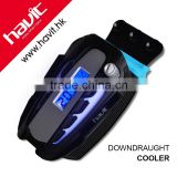 Havit HV-F2061 mini downdraught cooler with LCD Screen laptop cooling pad