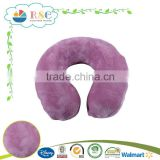 Memory foam travel neck pillow for baby