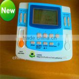 2014 hottest selling digital acupuncture ultrasound therapy with laser heating therapy LGHC-33
